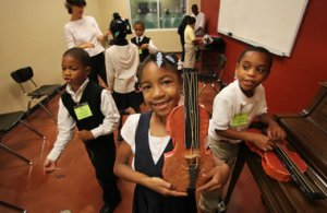 Photo courtesy of El Sistema @ Rainey